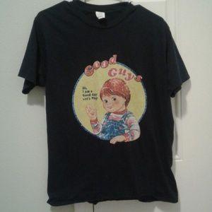 Tops - Chucky tshirt